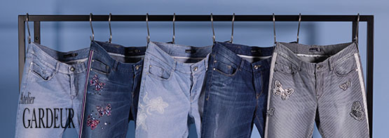 Gardeur broeken